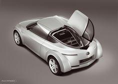 2003 Mazda - Kusabi Concept