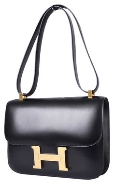 Herms Box Calf Constance 23 Flap Shoulder Bag. Get one of the hottest styles of the season! The Herms Box Calf Constance 23 Flap Shoulder Bag is a top 10 member favorite on Tradesy. Save on yours before they're sold out!