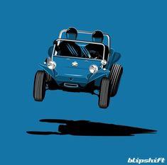 Volkswagen, Baja Bug, Beach Buggy, Power Wheels, Manx, Dune Buggies, Transportation, Awesome, Shirts