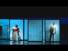 OH. MY. GOD. <3 <3 <3 LOVE LOVE LOVE! This is the production of Madama Butterfly I saw at the Met, with a different Butterfly, but still!! :)