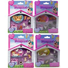 Animagic Rescue Hospital Collector Pack Series 3 from Animagic | WWSM