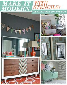 One of fav furniture makeovers