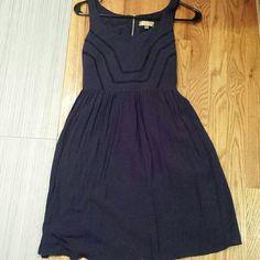 Dress Navy Vera Wang Dresses