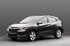 Honda mengumumkan Baru 2015 HR-V SUV Kecil di New York Auto Show - Carscoops
