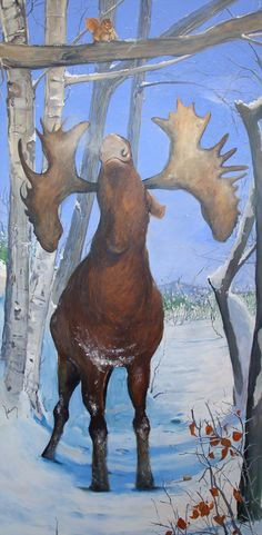 moose by ~acemurray on deviantART