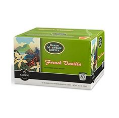 Green Mountain Coffee French Vanilla K-Cup (80 count) [Misc.] >>> To view further, visit now : K Cups