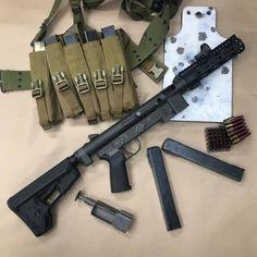 Weapons Guns, Guns And Ammo, Bullpup Shotgun, Homemade Weapons, Submachine Gun, Shooting Guns, Concept Weapons, Military Guns, Hunting Rifles