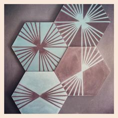 Tracey Reinberg // Kismet Tile you have been here some time