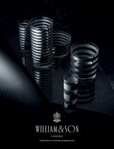 Paola Navone for Egizia Glassware at William & Son