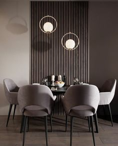 Get a Mid-Century Dining Room with 5 Easy Steps Dining Room Decor Dining Easy midcentury Room steps Dining Room Lamps, Dining Room Lighting, Dining Rooms, Room Interior, Interior Design Living Room, Living Room Decor, Interior Modern, Esstisch Design, Dining Table Design