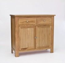 Lansdown Oak 2 Door 2 Drawer Sideboard - Our Lansdown Oak furniture collection offers sleek, contemporary styling, superb manufacturing quality and incredible value for money. Solid Wood Sideboard, Oak Sideboard, Small Sideboard, Selling Furniture, Quality Furniture, Online Furniture, Modern Chest Of Drawers, Drawer Storage Unit, Bedroom Drawers