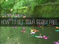 """Catherine Carr created """"How To Set Your Story Free"""" for a """"Presentation Intervention"""" session at Edelman Seattle. #presentation"""