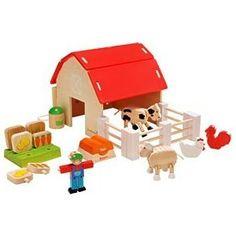 Maxim Organic Farm Play set $38 amazon