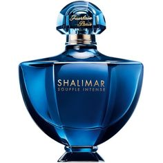 Guerlain Shalimar Souffle Intense (EDP) (345 PLN) ❤ liked on Polyvore featuring beauty products, fragrance, flower fragrance, perfume fragrance, eau de perfume, blossom perfume and edp perfume
