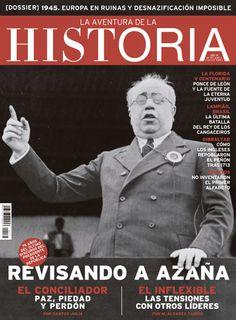 Revista La aventura de la Historia, Editorial Arlanza (Unidad Editorial Sociedad de Revistas S.L.U.), 1998 – 2013  http://www.elmundo.es/historia.html