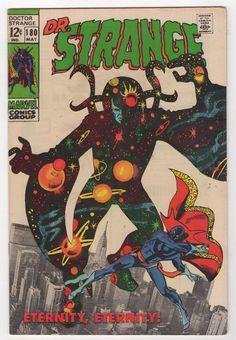 Doctor Strange 180 1969 Marvel Comics F   eBay