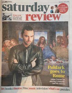 Aidan Turner, Poldark, Tv On The Radio, Rome, Catholic, Poetry, Singer, Baseball Cards, Film