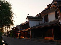 北国街道の宿場から養蚕の町へ、海野 /  Unno – post station, and silkworm-raising town.