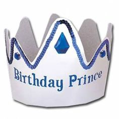 Kroon Birthday Prince