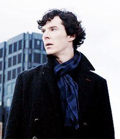 Sherlock in blue - Google Search