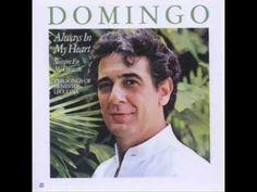Various - Placido Domingo: Always In My Heart- Siempre En Mi Corazan Music Games, Latin Music, My Music, Tango, Placido Domingo, My Passion, Lps, New Life, Opera