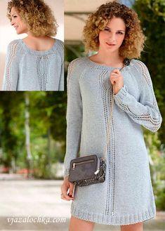Dress knitting pattern free