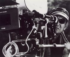 One of the most revered filmmakers in the history of cinema, and one who helped bring international attention to Japanese filmmaking, the distinguished Akira Kurosawa continues to influence moviema. Filmmaking Quotes, Documentary Filmmaking, Famous Directors, Oliver Stone, Plus Tv, Film Director, Screenwriting, Film Photography, Storytelling