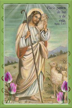 Santa María, Madre de Dios y Madre nuestra: Jesús Buen Pastor
