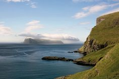 The Next Great Scandinavian Destination A series of emerald-green specks afloat in the North Atlantic sea, the Faroe Islands are wild, windswept and yet surprisingly chic.