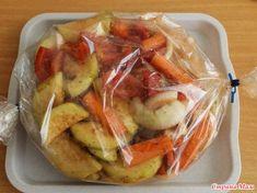 Доброго дня всей стране!!! На сайте «Поваренок» встретился рецепт кабачковой икры, приготовленной в рукаве. Сегодня, наконец-то, я приготовила ее и в полном восторге несу вам.