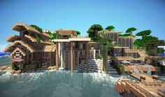 Jungle House on World of Keralis Minecraft Project