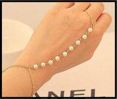 Pearl Hand Harness