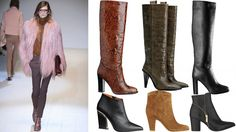 I DISSE GÅR VI HØSTEN INN MED STIL: Ja, vi er vel alle enige om at et par nye sko hadde vært topp akkurat nå. Og vil du være skikkelig trendy, gjør du som Gucci, og går for slangeinspirert skinn. Se priser på skoene lenger ned i saken.