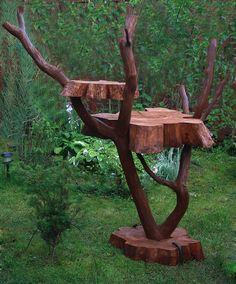 поделки из дерева для дачи фото: 18 тыс изображений найдено в Яндекс.Картинках