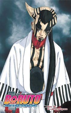 Tansformation of the villain and leader of kara Manga Online Read, Naruto E Boruto, Boruto Naruto Next Generations, Manga Covers, Anime Characters, Fictional Characters, The Villain, Akatsuki, Joker