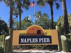 MustDo.com | Historic Naples Pier Naples, Florida attractions and family fun things to do on vacation.