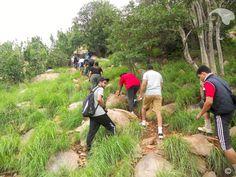 Makalidurga trekking