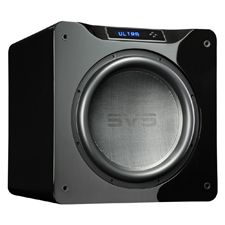 """SVS SB16-Ultra Subwoofer Reviewed by HomeTheaterReview: """"I've never heard a subwoofer this powerful that starts and, perhaps more important, stops so quickly... reproduced even the deepest tones with authority...may well be the greatest subwoofer ever made."""""""
