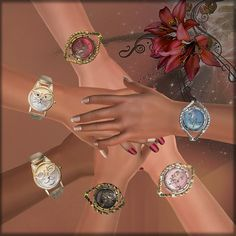 HANDS (SOON Watchs will available at GACHA GUARDIAN) - Ava Way
