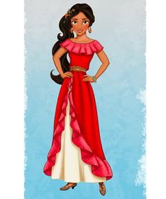 Meet the first Latina princess in Disney history