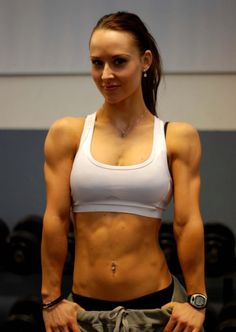 Oh My LORD!!!  Ladies, take notes...    STRONG & FIT IS EFFING SEXY!!!