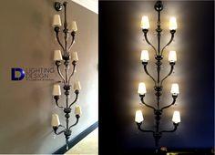 Da #lampadario ad #applique! Creatività made in #LightingDesign! #demajoilluminazione #muranoglass #vetrodimurano
