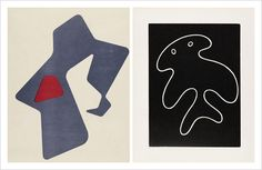 Lithograph / Jean (Hans) Arp, 1951 © 2012 Artists Rights Society (ARS), New York / VG Bild-Kunst, Bonn