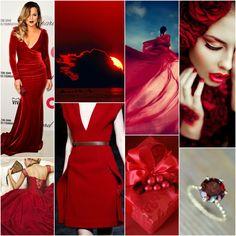 Jaki jest twój odcień czerwonego? | Ubieraj się klasycznie