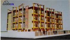 2 BHK ready to sale flats in well developed area | Gharon