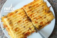 Sucuklu Patates Tost - Nefis Yemek Tarifleri