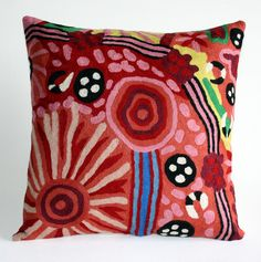 Cushion Cover Wool 16in (40cm) - DYM975