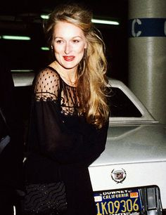 Meryl Streep (1949, Summit)  The Deer Hunter, Sophie's Choice, Mamma Mia!, The Iron Lady etc.