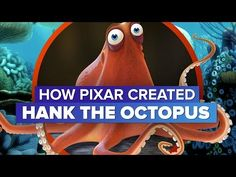 (13553) How Pixar created its most complex character yet for 'Finding Dory' (CNET News) - YouTube Sculpting Tutorials, Art Tutorials, Hard Surface Modeling, 3d Modeling, Youtube Videos For Kids, Vfx Tutorial, Blender Tutorial, Tech Art, Finding Dory