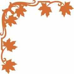 Silhouette Design Store: fall corner